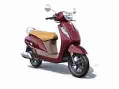 BS6 Suzuki Access 125