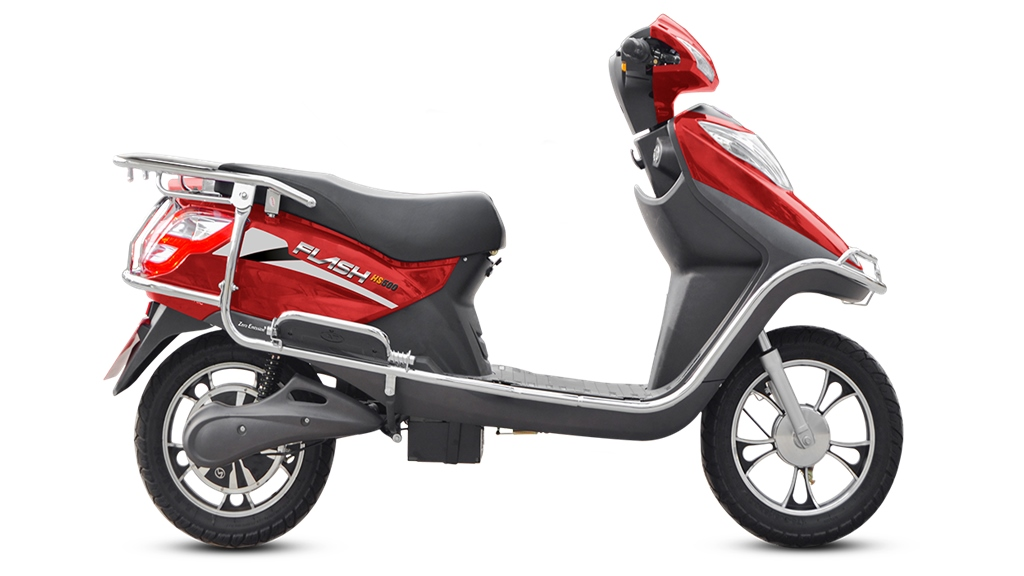 Hero Electric Flash electric scooter priced at INR 29,990