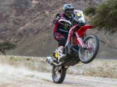 Ricky Brabec of Honda wins the 2020 Dakar Rally
