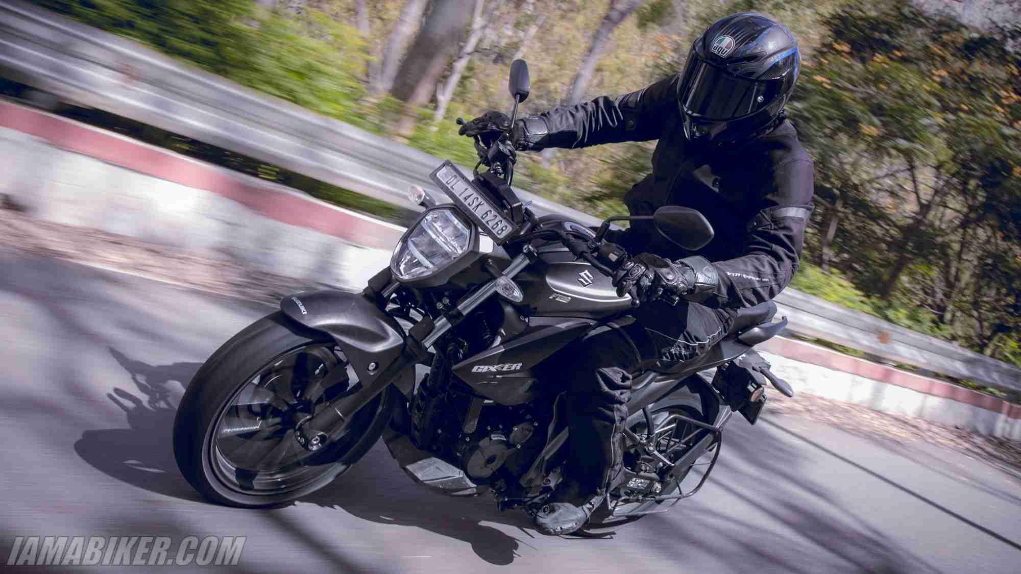 Suzuki Gixxer 250 review