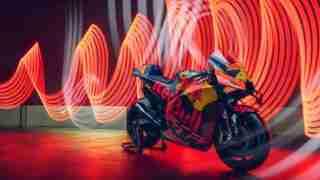 2020 KTM RC16 MotoGP livery