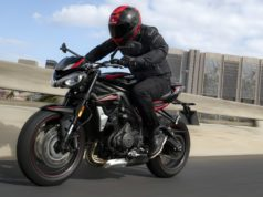 2020 Triumph Street Triple R HD wallpapers