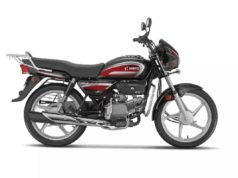 BS6 Hero Splendor Plus