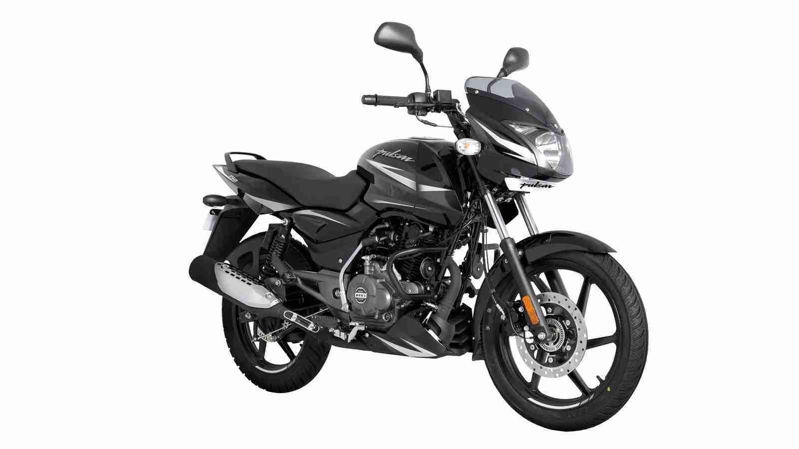 BS6 Pulsar 150 Black Chrome colour option
