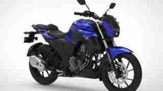 BS6 Yamaha FZ 25