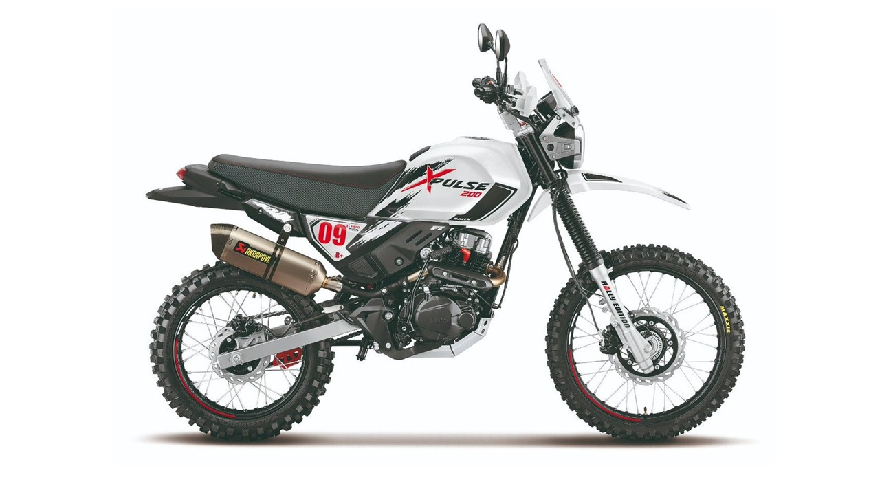 Hero XPulse 200 Rally Kit launched at Rs 38,000