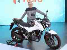 Hero Xtreme 160R unveiled