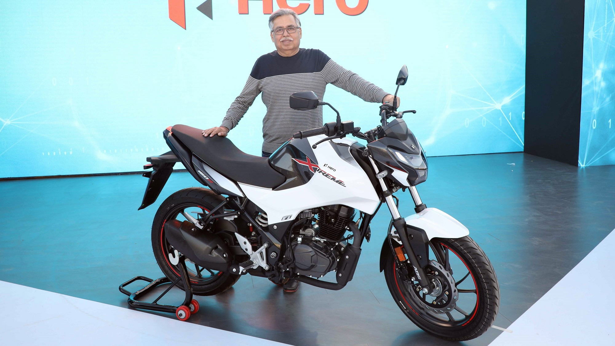 Hero Xtreme 160R unveiled