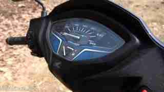 Honda Activa 6G instrument meter console