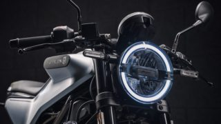 Husqvarna Vitpilen 250 headlight