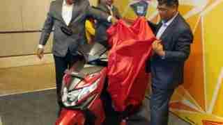 New 2020 Honda Dio launch Bengaluru