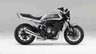 Honda CB-F concept side view