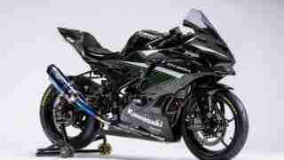 Kawasaki Ninja ZX-25R Race edition