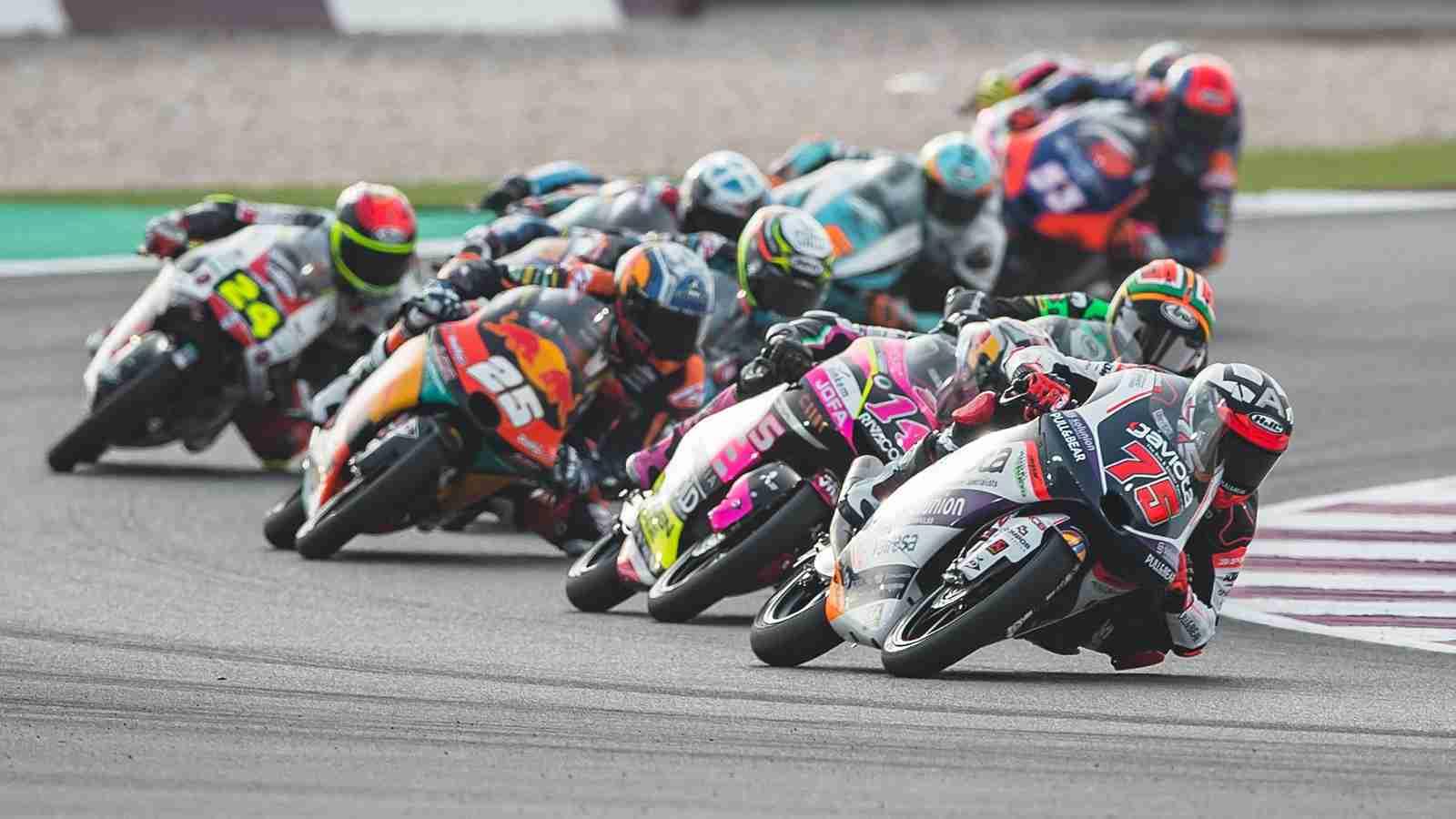 Moto3 Qatar 2020