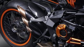 Special edition MV AGUSTA DRAGSTER 800 RR for TheArsenale