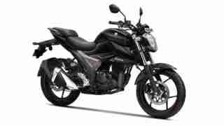 Suzuki Gixxer BS6 ready