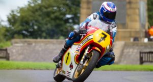 Suzuki UK Barry Sheene's race bikes