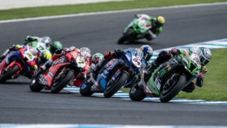 WSBK Phillip Island 2020 photographs