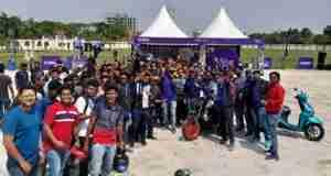 Yamaha Call of the Blue Kolkata