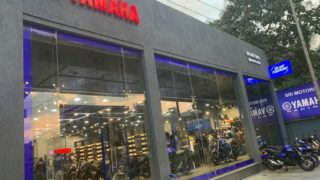 Yamaha India opens second Blue Square dealership