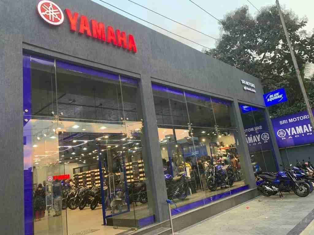 Yamaha India opens second Blue Square dealership