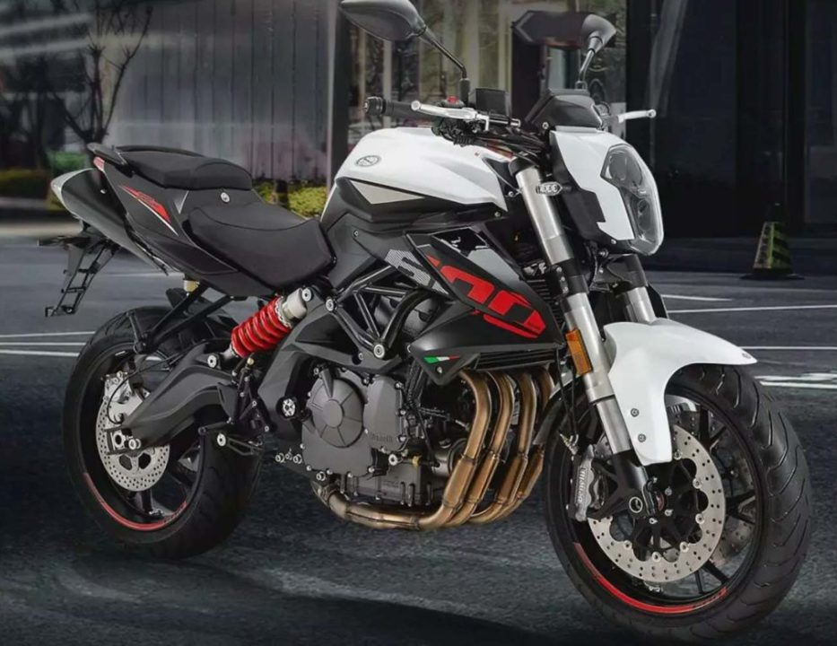 2020 Benelli TNT 600i Facelift