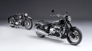 BMW R 18 cruiser studio
