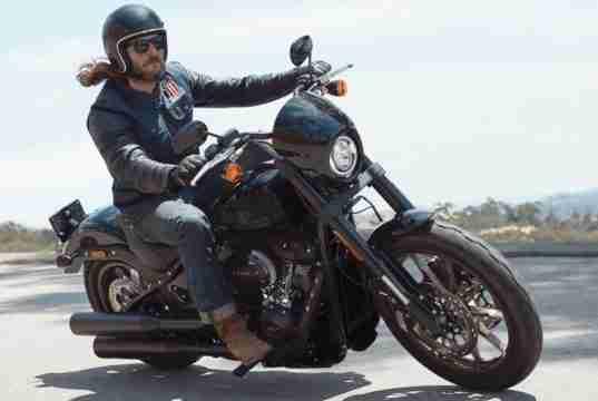 Harley-Davidson Low Rider S India