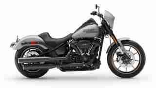 Harley-Davidson Low Rider S grey white colour option
