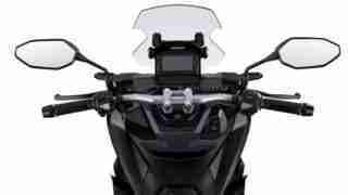 Honda ADV150 console-windscreen-handlebar
