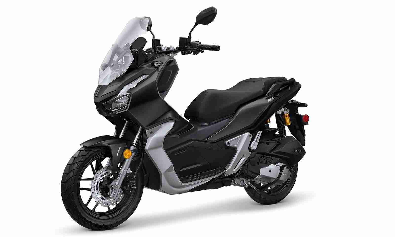 Honda ADV150 back rear suspension