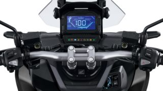 Honda ADV150 meter