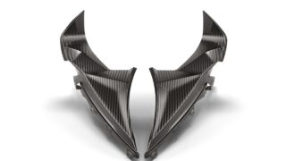 M Performance Parts for the BMW S 1000 RR M carbon fairing side panel
