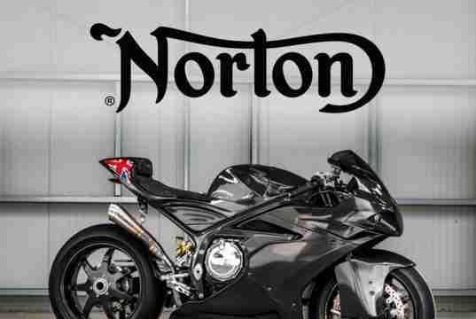 Norton Superlight SS