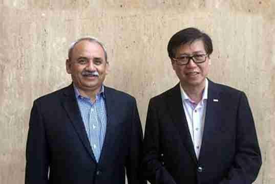 Rakesh Sharma of Bajaj is the International Motorcycle Manufacturers Association President