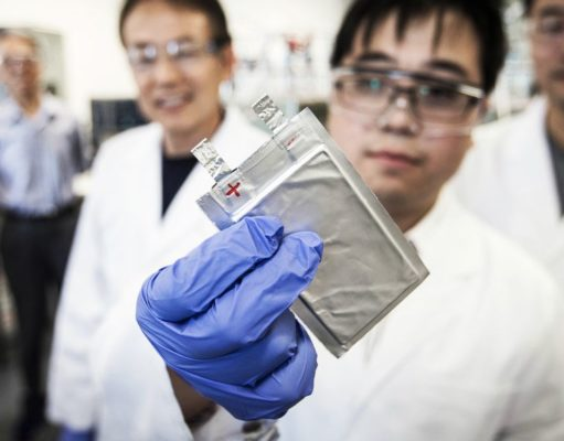 Sodium-ion batteries could replace Lithium-ion batteries