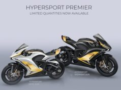 Damon Hypersport Midnight Sun & Arctic Sun Limited Edition