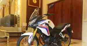 Honda CBF190X