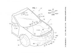 Honda External Airbag