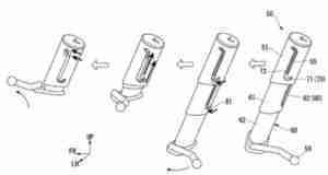 Honda Sidestand Patents