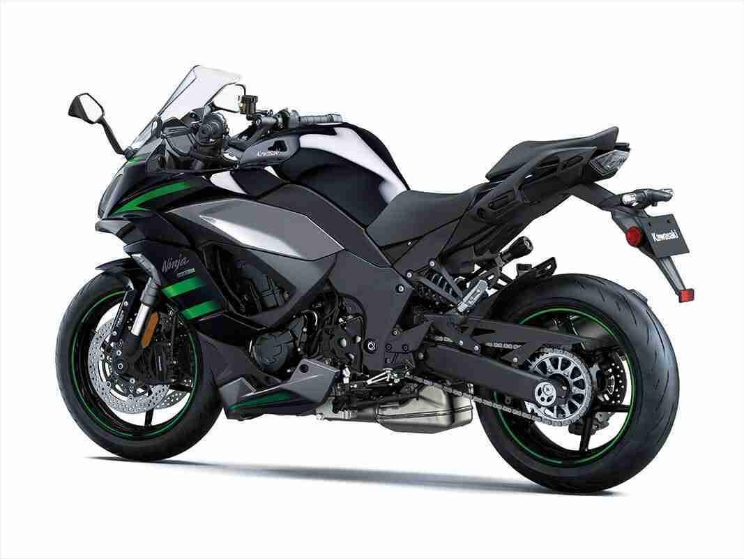 2020 Kawasaki Ninja 1000SX BS6