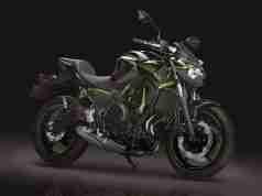 2020 Kawasaki Z650 BS6