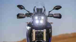 2021 Yamaha Tenere 700 Headlights LED