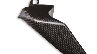 DUCATI ACCESSORIES Carbon chain guard