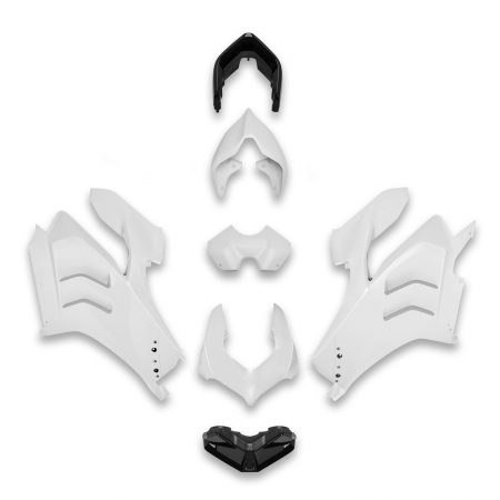 DUCATI ACCESSORIES Upper racing fairing kit