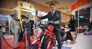Electric bike Oki100 from Okinawa