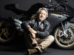 MV Agusta Group Marketing Director Filippo Bassoli