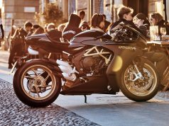 MV Agusta Superveloce 800 black HD wallpaper