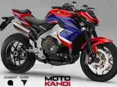 Next-Gen Honda CB1000RR Renderings