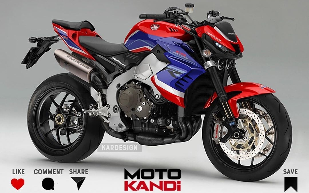 Next-Gen Honda CB1000RR Renderings